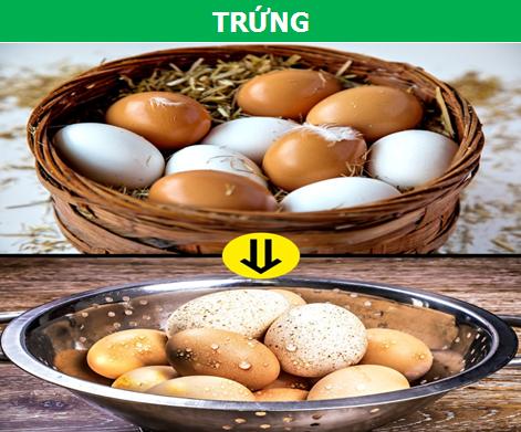 Cần đặc biệt chú ý khi chọn mua và chế biến các loại thực phẩm này! - 1