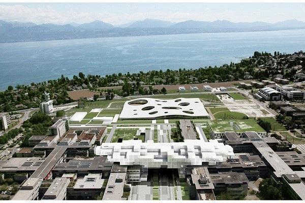 Đại học Bách khoa liên bang Lausanne, Thụy Sĩ xếp thứ hai.