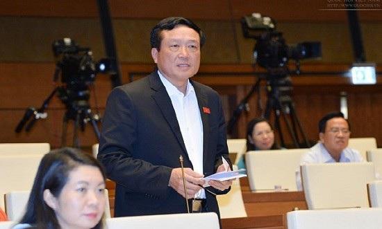 Chánh án TAND Tối cao Nguyễn Hoà Bình.