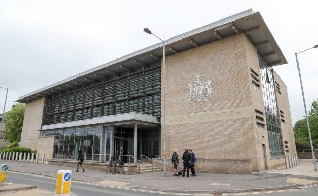 Tòa án Salisbury Magistrates nơi phiên tòa diễn ra.