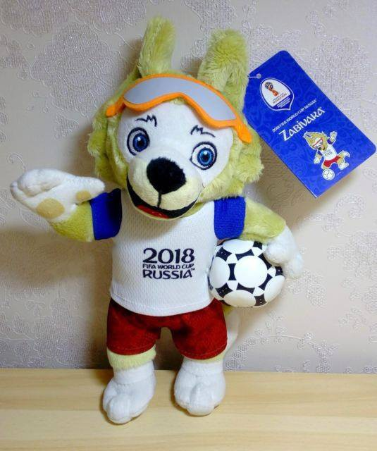 """Đồ lưu niệm World Cup: Đi """"săn"""" mỏi mắt không thấy, mua online ship tận nơi - 1"""