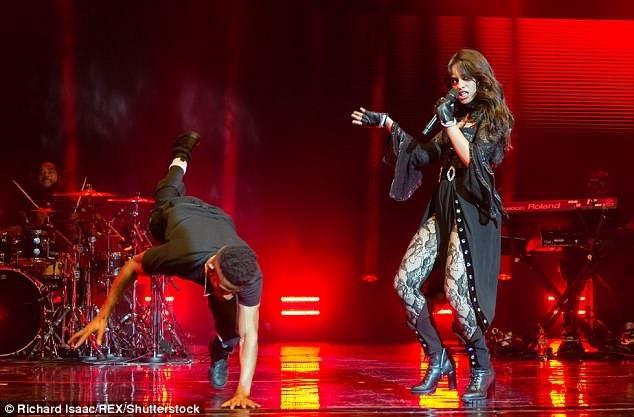 Camila Cabello từng tham dự cuộc thi The X Factor năm 2012 nhưng khi đó cô còn quá ít tuổi.