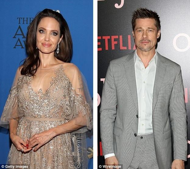 Brad Pitt và Angelina Jolie lại căng thẳng chuyện phân chia quyền nuôi con hậu ly dị.