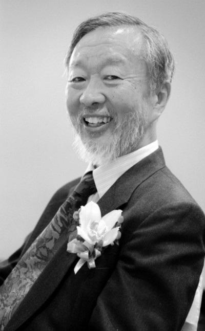 Nhà khoa học vật lý Charles K.Kao.