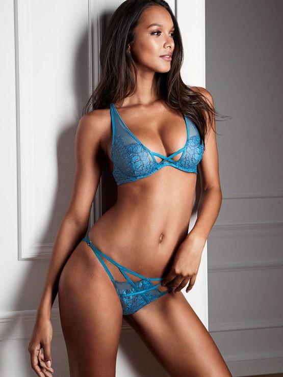 Siêu mẫu 28 tuổi Lais Ribeiro