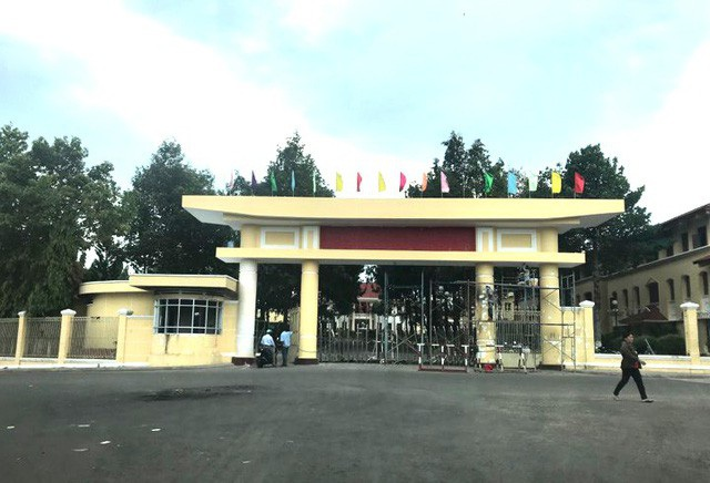 Khu vực trụ sở UBND tỉnh Bình Thuận