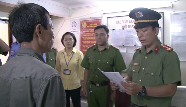 """Cơ quan An ninh đã khởi tố bắt tạm giam đối với bị can Trương Hữu Lộc về tội """"phá rối an ninh""""."""