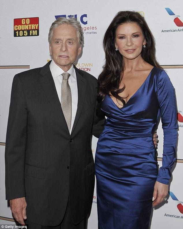 Catherine Zeta-Jones và Michael Douglas đã có 18 năm gắn bó sau khi kết hôn hồi năm 2000.