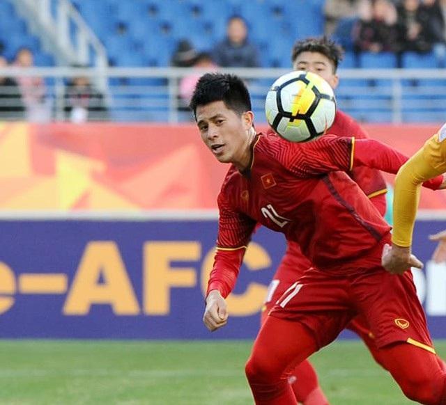 Ngôi sao U23 Việt Nam Đình Trọng đặt niềm tin lớn vào Argentina