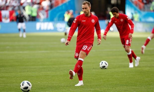 Eriksen, trái tim của đội tuyển Đan Mạch