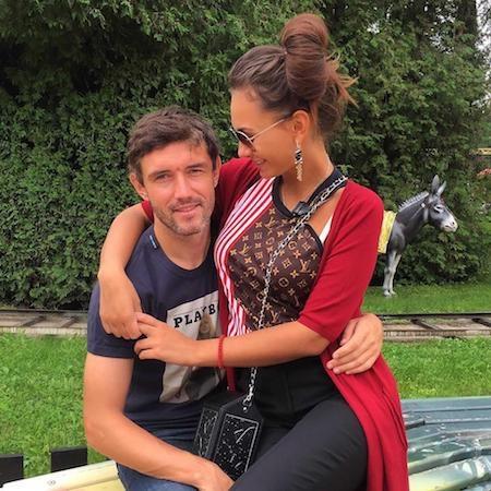 """Inna Zhirkova và Yuri Zhirkov là """"cặp đôi vàng"""" trong mắt fans hâm mộ"""