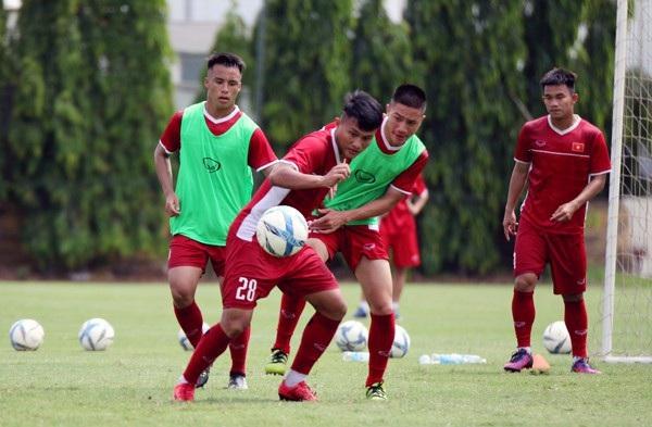 U19 Việt Nam sẽ có hai tuần tập huấn trước giải U19 Đông Nam Á