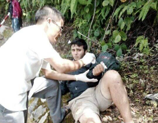 Với những kĩ năng đã được tập huấn thì đội cứu hộ đã sơ cứu người tại hiện trường và đưa đi cấp cứu kịp thời, tránh được những thương vong tối thiểu