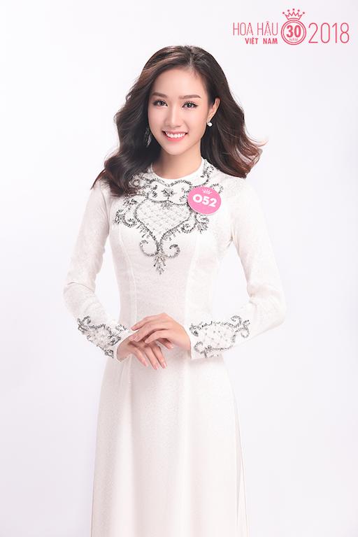 30 người đẹp Hoa hậu Việt Nam 2018 khoe nét thanh xuân trong tà áo dài - 4
