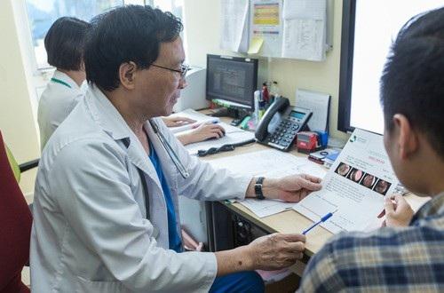 PGS.,TS.,Thầy thuốc nhân dân Nguyễn Văn Quýnh – Chuyên gia tim mạch được nhiều người bệnh cao huyết áp tìm đến thăm khám và điều trị