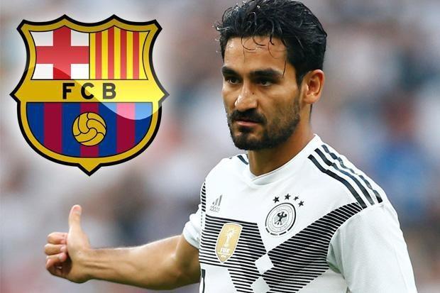 Barcelona ngắm Gundogan thay Iniesta