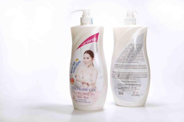 Thu hồi sữa, kem trắng da của Công ty Phi Thanh Vân - 1