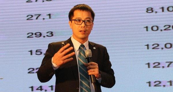 Ông Đậu Anh Tuấn, Trưởng Ban Pháp chế, VCCI.