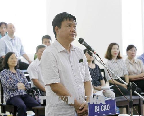 Ông Thăng bị đề nghị y án 18 năm tù, bồi thường 600 tỷ đồng