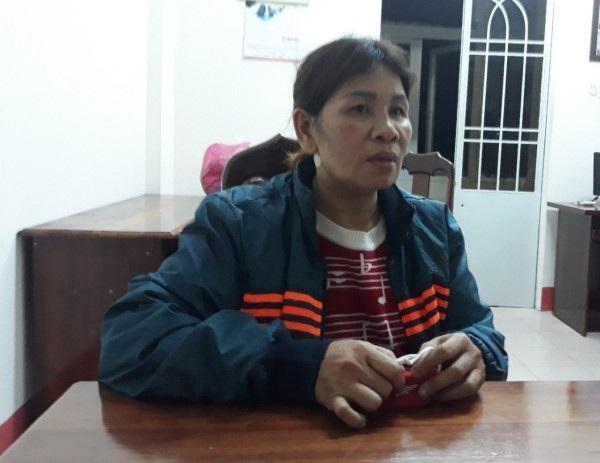 Nguyễn Thị Tươi tại cơ quan điều tra