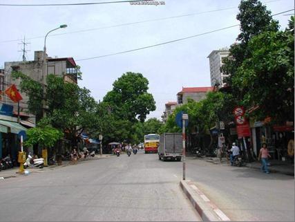 Tuyến đường Minh Khai – Một trong những tuyến đường đang được mở rộng về phía Nam Thành phố (ảnh minh họa)