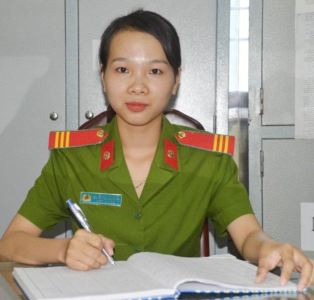 Thượng sĩ Nguyễn Thị Ngọc Điểm.