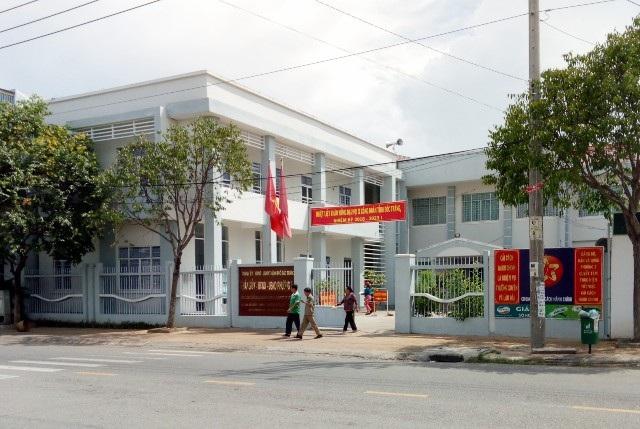 UBND phường 3, TP Sóc Trăng, nơi xác định cán bộ chứng thực chưa đảm bảo theo quy định.