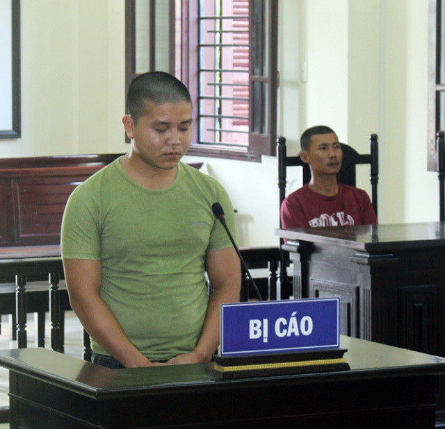 Hội đồng xét xử đã tuyên phạt Dương Viết Cường 5 năm tù giam