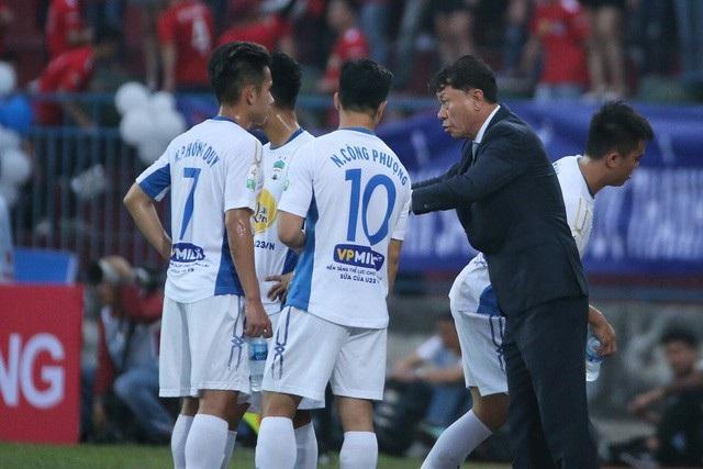 HA Gia Lai cần tăng cường lực lượng ở giai đoạn tới tại V-League
