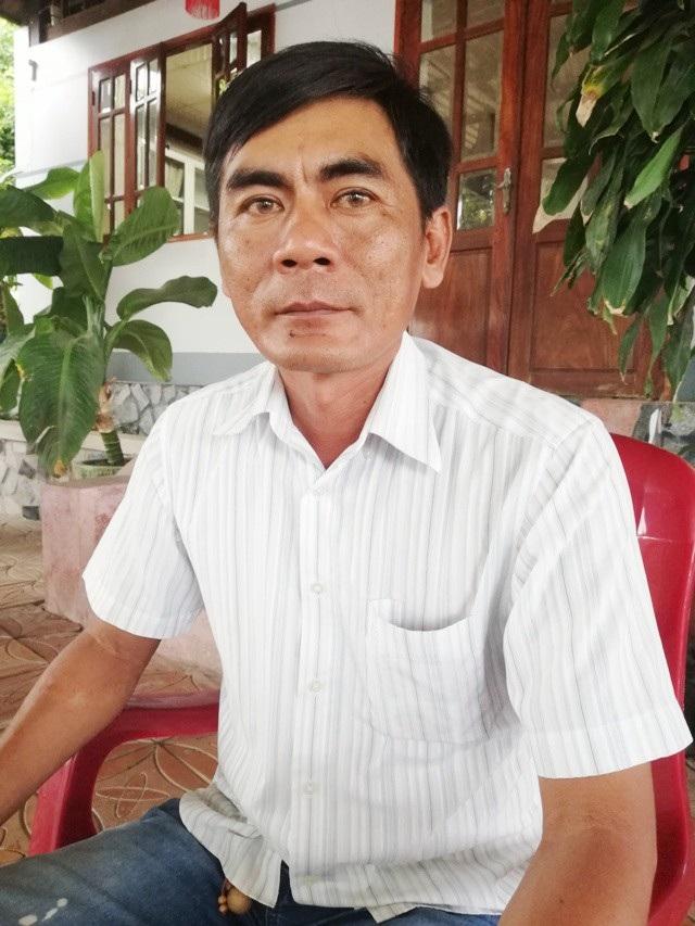 Ông Nguyễn Văn Phèn khẳng định, ông chỉ muốn đòi nợ của mình chứ không có ý định cướp tài sản như cáo trạng của Viện KSND huyện Vĩnh Lợi truy tố.