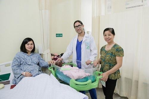 Bệnh viện Thu Cúc là đơn vị áp dụng kĩ thuật gây tê ngoài màng cứng thành công