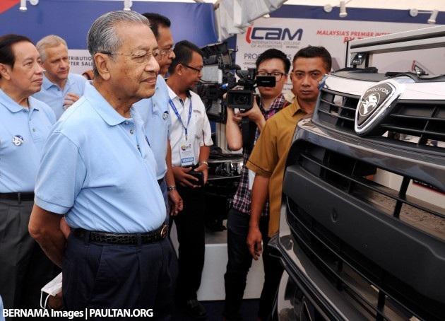Malaysia sẽ không chi ngân sách cho dự án ô tô quốc gia, tư nhân tự lo - 1