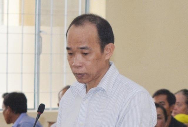 Bị cáo Đặng Quốc Việt.