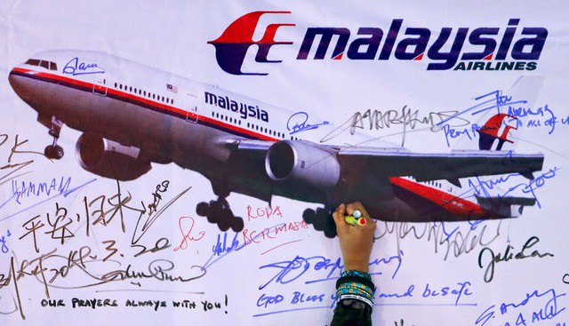Máy bay MH370 của Malaysia Airlines mất tích ngày 8/3/2014 với 239 người trên khoang. (Ảnh: Reuters)