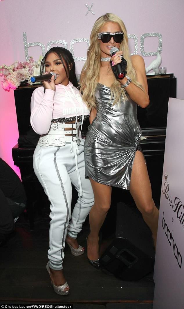 Paris Hilton đang tất bật chuẩn bị cho hôn lễ của mình