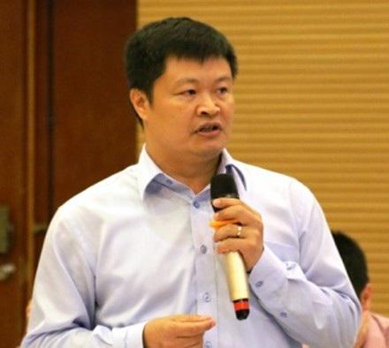 Đinh Văn Ngọc, nguyên Tổng Giám đốc Công ty TNHH MTV Lọc hóa dầu Bình Sơn (BSR).