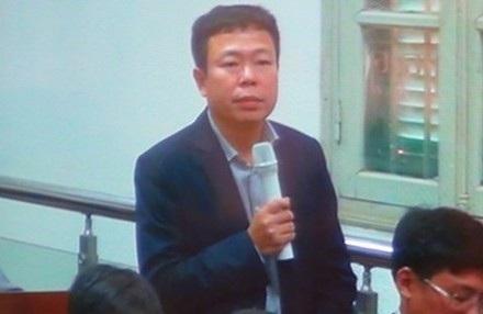 Nguyễn Tuấn Hùng, nguyên Trưởng Ban tài chính Tổng công ty Thăm dò và khai thác dầu khí (PVEP).