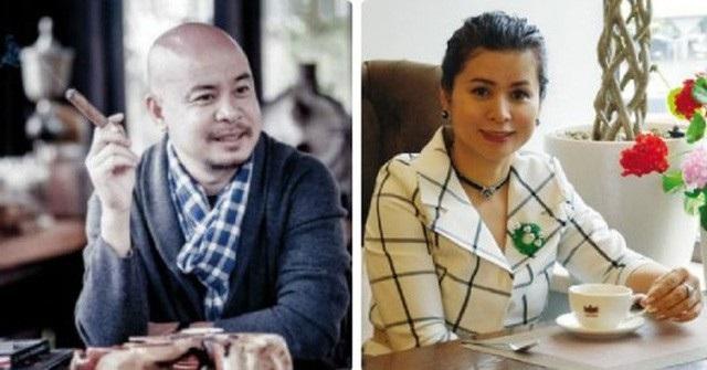 Ông Đặng Lê Nguyên Vũ và bà Lê Hoàng Diệp Thảo