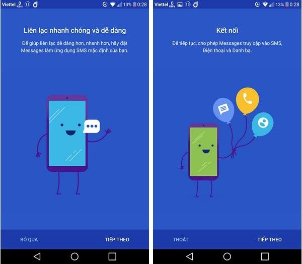 Người dùng smartphone Android nhận và gửi tin nhắn trực tiếp từ máy tính - 2