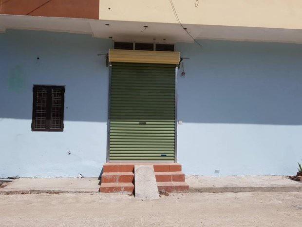 Sau khi xảy ra sự việc, chị Lê Thị Liên đã đóng cửa nhà bỏ đi nơi khác.