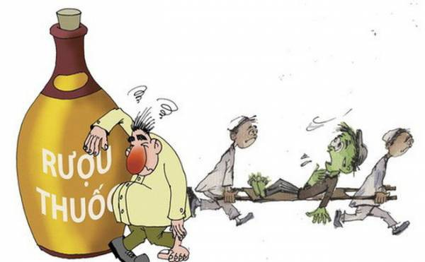 Theo dự thảo luật, không được sử dụng cụm từ rượu thuốc, rượu bổ để đặt tên và ghi nhãn sản phẩm rượu, bia và đồ uống có cồn khác.