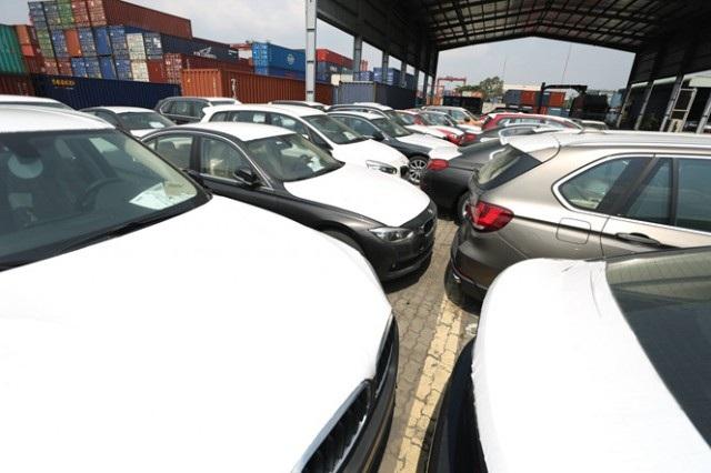 Đồng loạt doanh nghiệp Mỹ, Nhật và EU kiến nghị Chính phủ thay đổi chính sách nhập ô tô để thị trường vận động tự do.