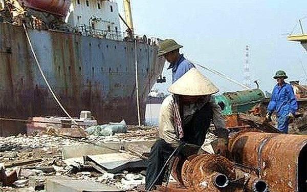Thủ tướng yêu cầu Bộ TN&MT phải có biện pháp nghiêm khắc xử lý phế liệu nhập khẩu