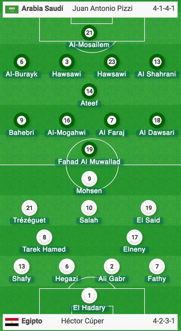 Ai Cập 1-2 Saudi Arabia: Cú lội ngược dòng bất ngờ - 18