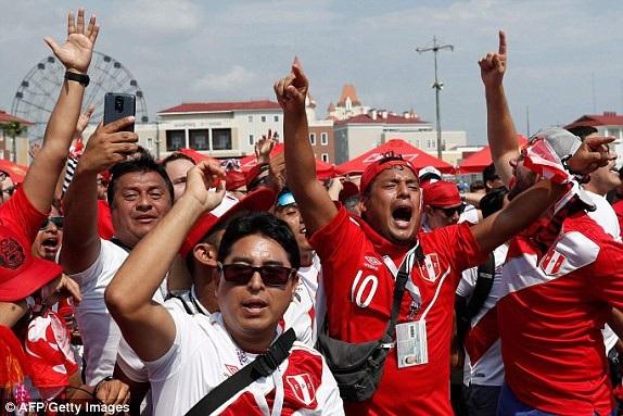 Australia 0-2 Peru: Guerero tỏa sáng - 22