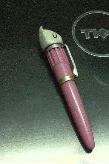 Bút máy con mèo là cây bút đắt giá lúc bấy giờ