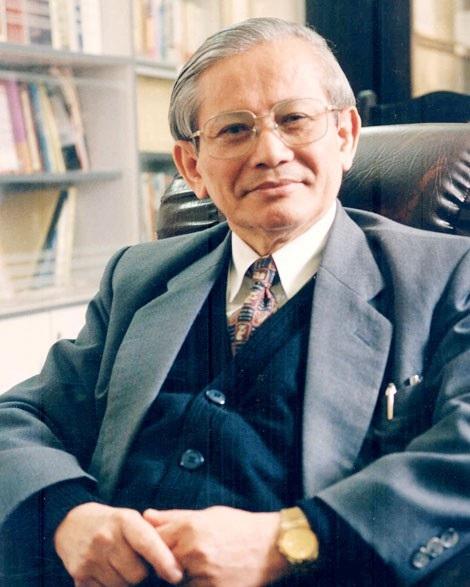 Giáo sư, Viện sĩ, Nhà giáo nhân dân Phan Huy Lê (1934-2018).