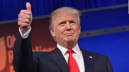 Tổng thống Mỹ Donald Trump vẫn theo đuổi đối thoại với Nga. Ảnh: Getty.