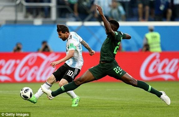 Messi vẫn là niềm cảm hứng trong lối chơi của Argentina