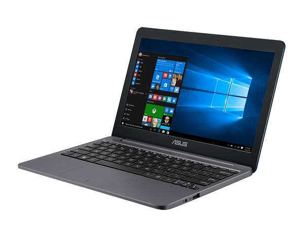 VivoBook E12 là phiên bản laptop màn hình 11,6-inch mỏng và nhẹ nhất hiện nay